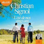 L'Été de nos vingt ans  - Christian Signol