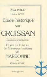 Étude historique sur Gruissan
