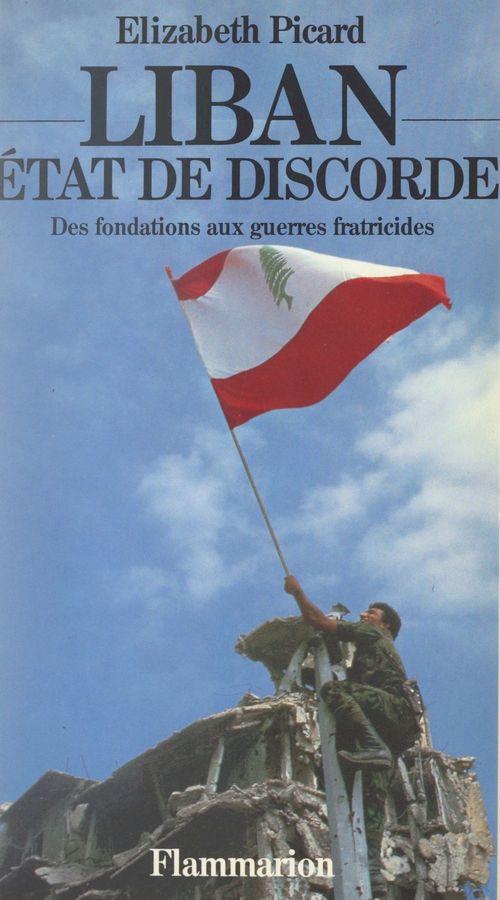 Liban, État de discorde