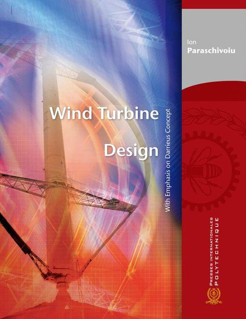 Wind turbine design with emphasis on Darrieus concept
