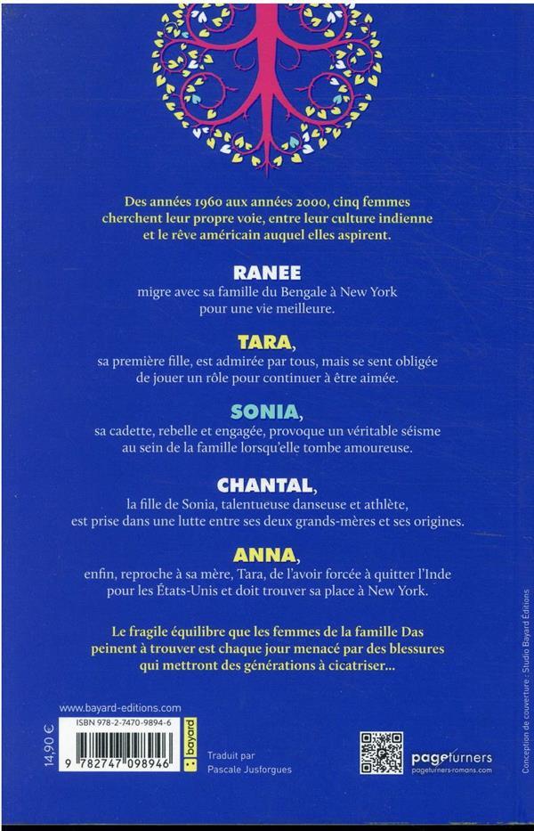 Ranée, Tara, Sonia, Chantal, Anna : cinq femmes, trois générations, une grande histoire d'amour