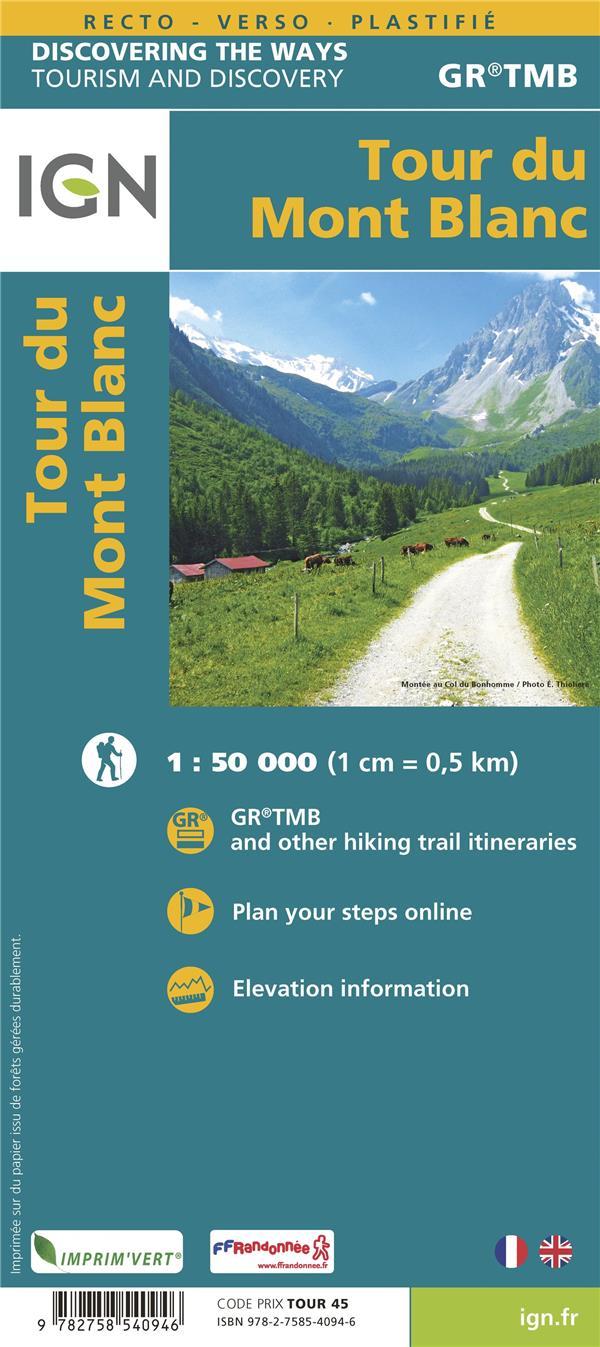 89025 ; tour du Mont-Blanc