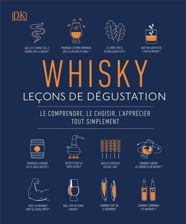 whisky ; leçons de dégustation