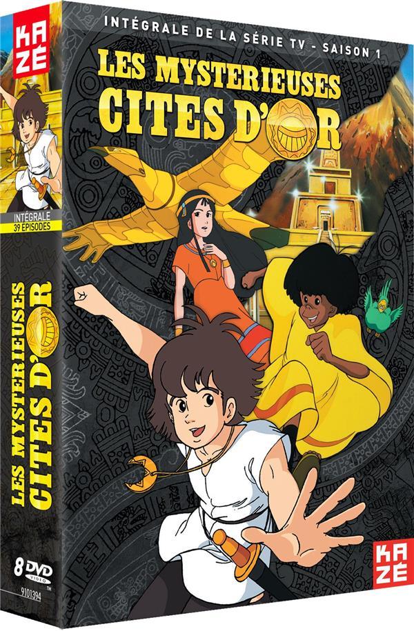 Les Mystérieuses Cités d'Or - Intégrale (Saison 1)