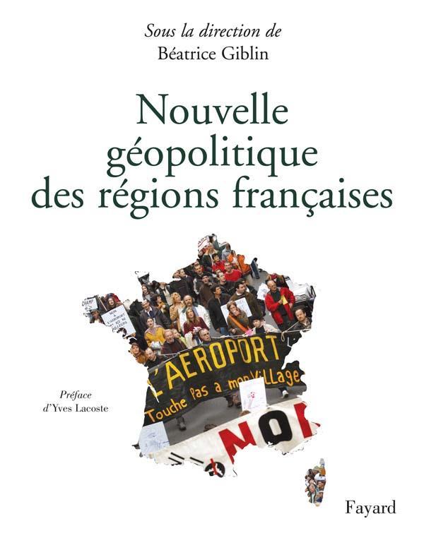 Nouvelle geopolitique des regions francaises