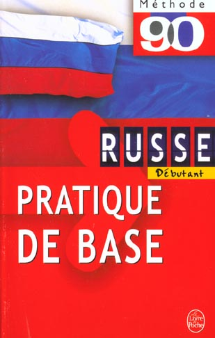 Methode 90 Russe Pratique De Base