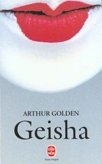 Couverture de Geisha