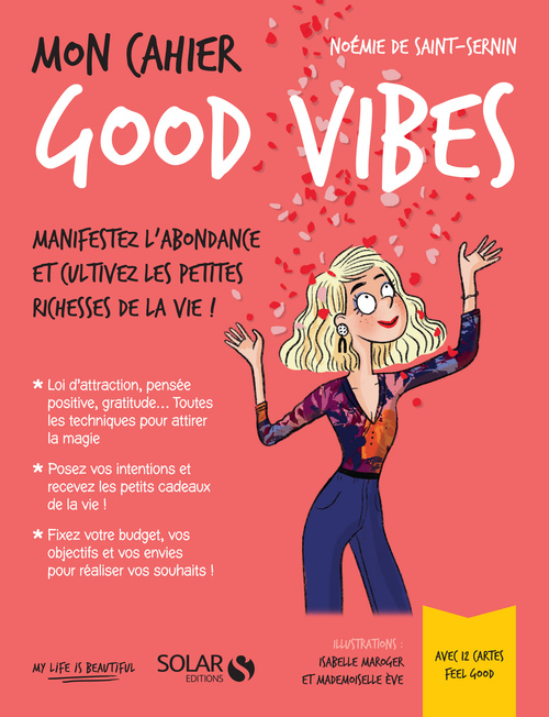 MON CAHIER ; good vibes