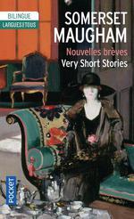 Couverture de Nouvelles breves / very short stories