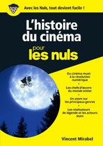 Vente EBooks : L'histoire du cinéma pour les nuls (édition 2017)  - Vincent MIRABEL