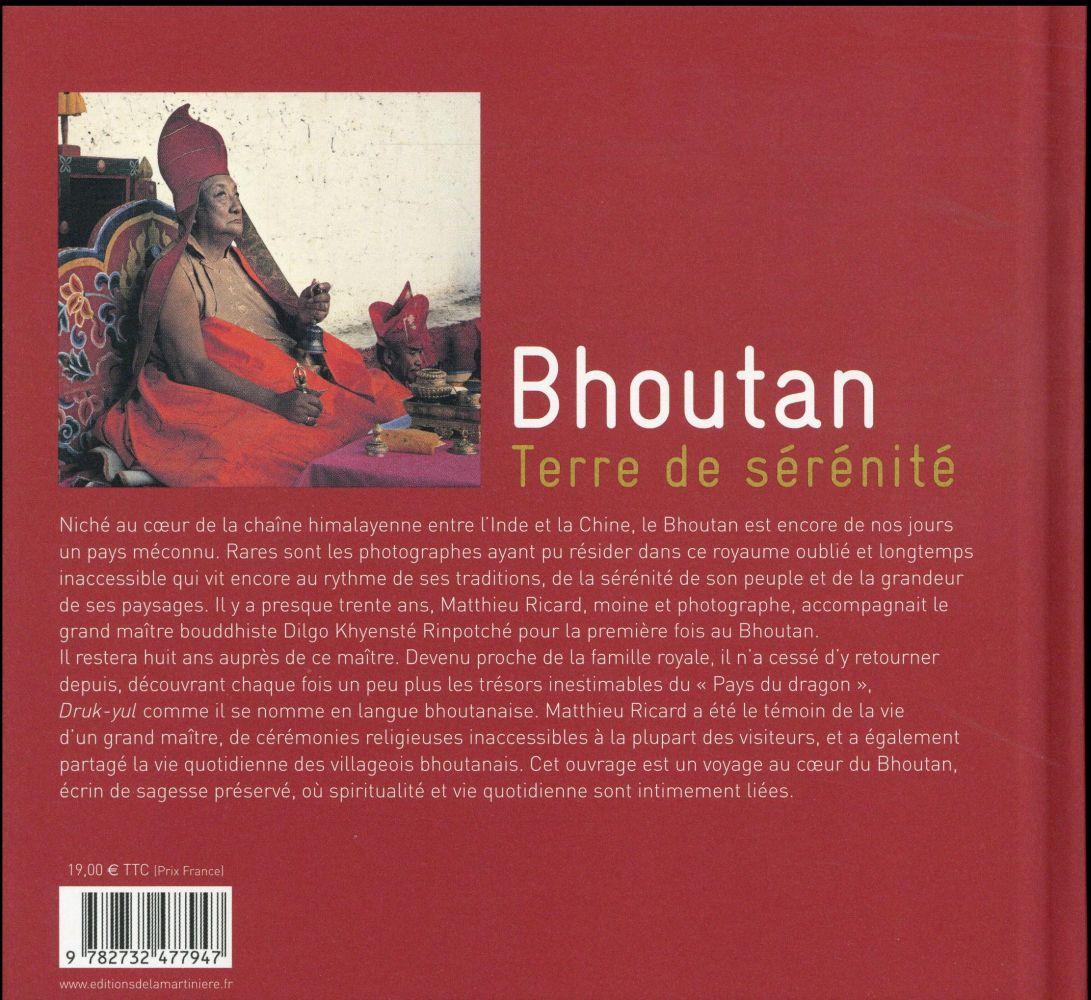 Bhoutan, terre de sérénité
