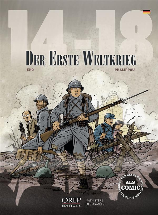14-18 ; la Grande Guerre