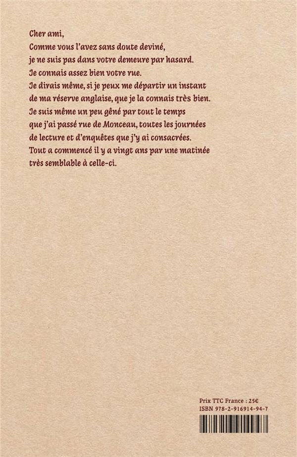 Lettres à Camondo