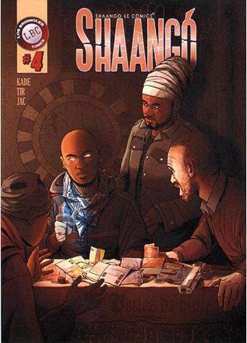 Shaango t.4 ; perles de pluie