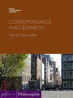 Vente Livre Numérique : Correspondance avec Élisabeth  - René Descartes