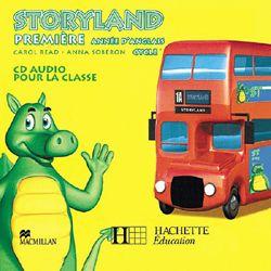 STORYLAND ; anglais ; cycle 3 ; 1ère année ; cd audio