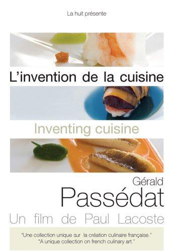 l'invention de la cuisine - Gérald Passédat