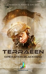 Vente Livre Numérique : Terraëen : Opération Blackmind - Tome 1 | Livre lesbien  - Lou Jazz - Cherylin A.Nash