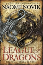 Vente EBooks : League of Dragons  - Naomi Novik