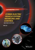 Vente EBooks : Hybrid Electric Vehicle System Modeling and Control  - Wei Liu