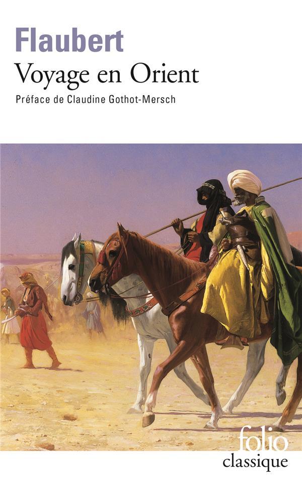 Voyage en Orient ; 1849-1851