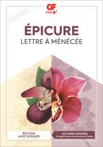 Vente Livre Numérique : Lettre à Ménécée  - Épicure