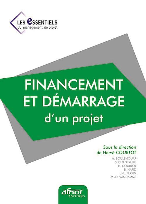 Financement et démarrage d´un projet