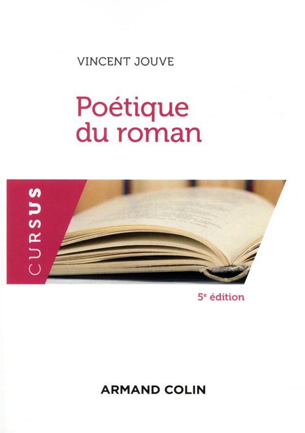 Poétique du roman (5e édition)