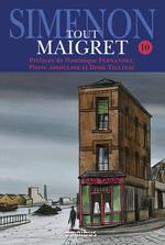 Vente Livre Numérique : Tout Maigret T. 10  - Pierre Assouline - Georges Simenon - Dominique Fernandez