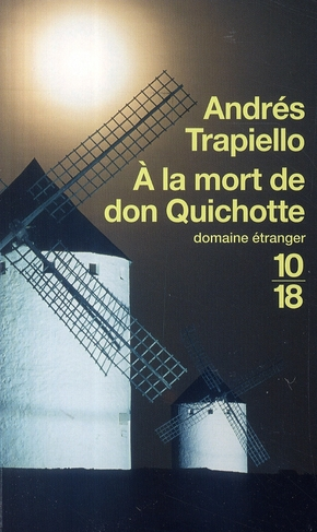 à la mort de don quichotte
