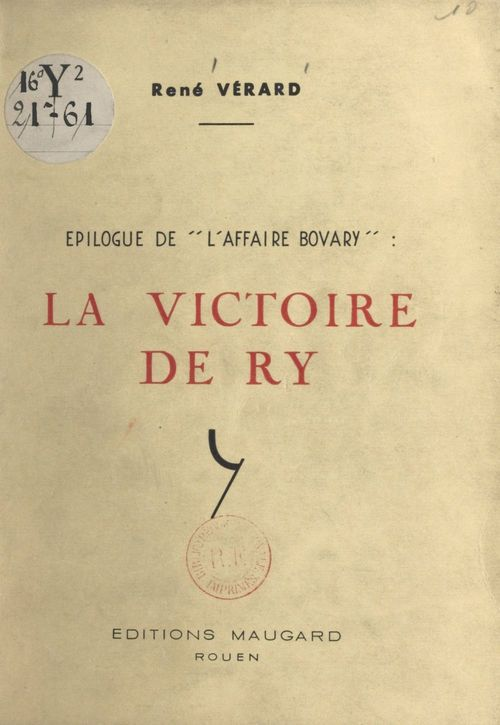 La victoire de Ry