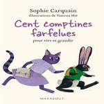 Vente EBooks : Cent comptines farfelues pour rire et grandir  - Sophie Carquain