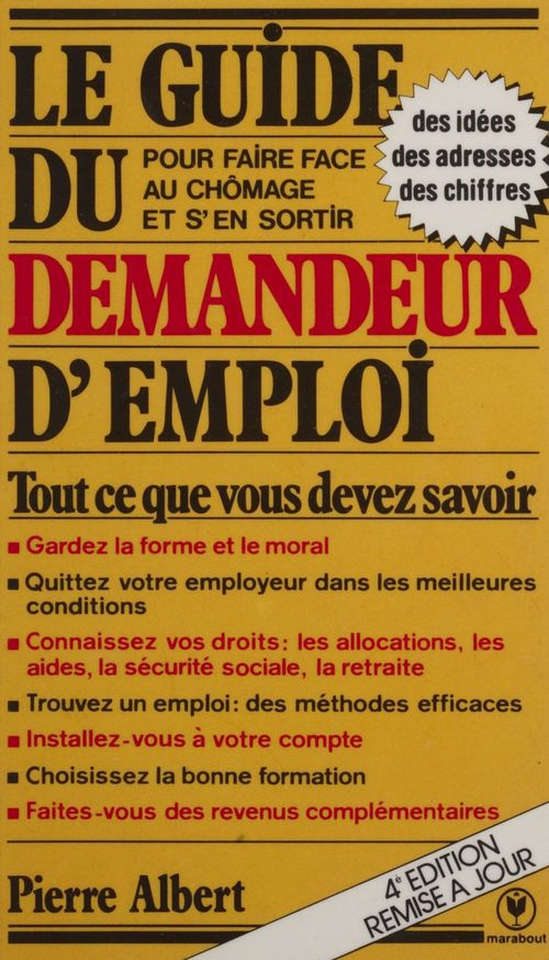 Guide demandeur d emploi