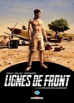 Vente Livre Numérique : Lignes de Front T06  - Benoit Dellac