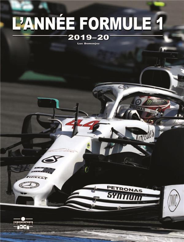 L'année Formule 1 2019-2020
