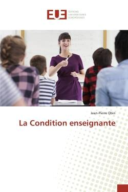 La Condition Enseignante