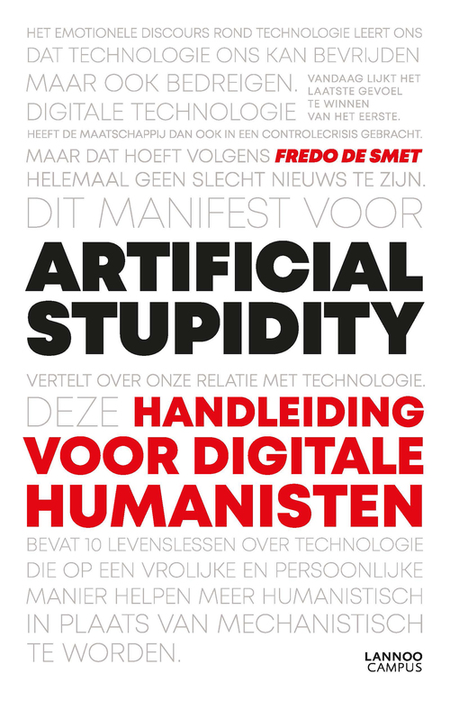 Artificial stupidity - Fredo De Smet - ebook