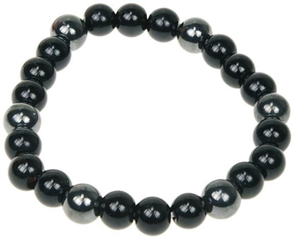 Bracelet magnétique onyx