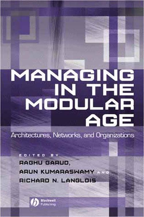 Managing in the Modular Age