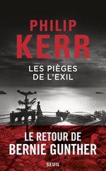 Vente Livre Numérique : Les pièges de l'exil  - Philip Kerr
