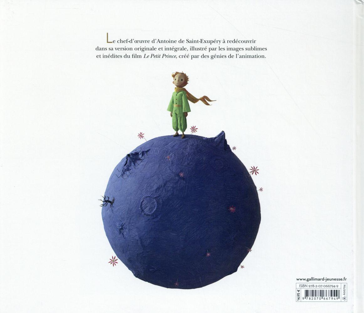 Le petit prince : le grand album
