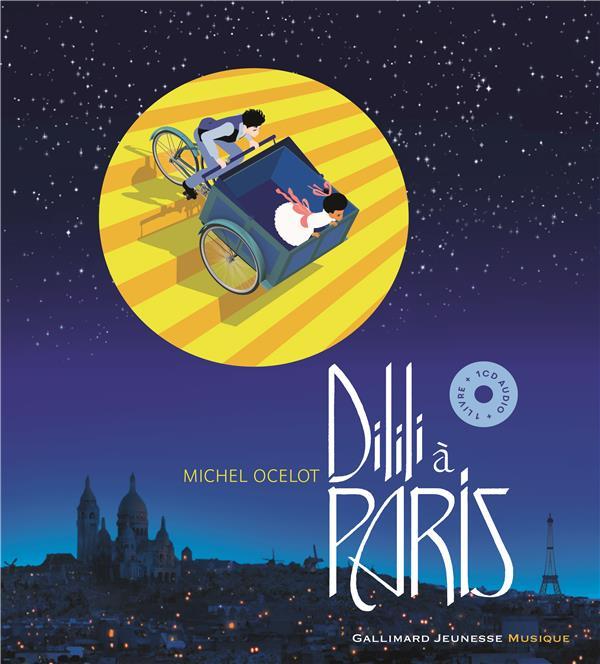 DILILI A PARIS OCELOT MICHEL