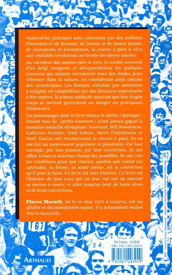 free to run ; liberté, égalité, course à pied !
