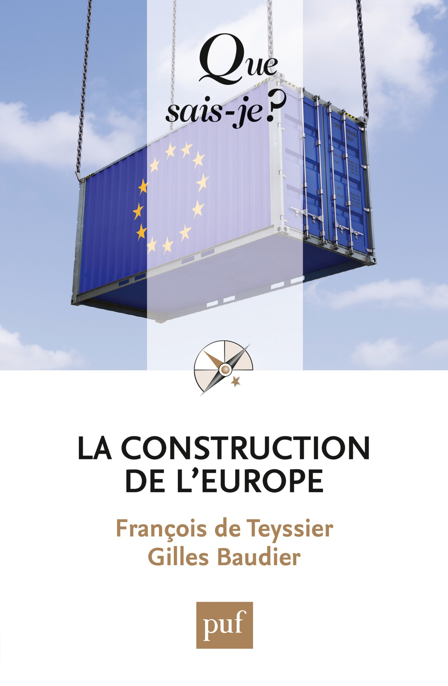 La construction de l'Europe (6e édition)