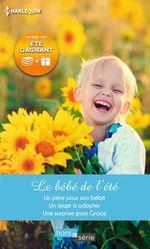 Vente EBooks : Le bébé de l'été  - Fiona Harper - Claire Baxter - Melissa James