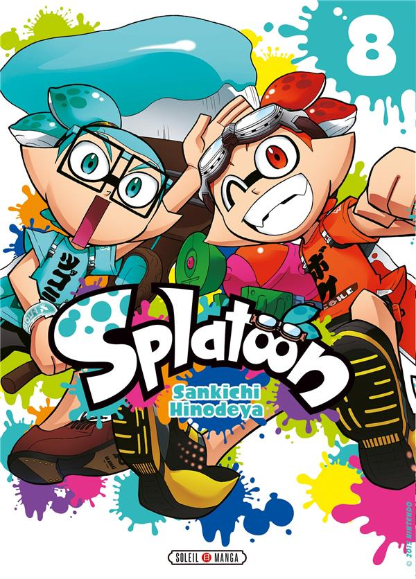 Splatoon T.8