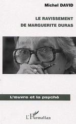 Vente Livre Numérique : Le ravissement de Marguerite Duras  - Michel David