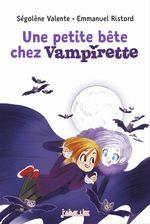 Vente Livre Numérique : Vampirette, Tome 01  - Ségolène Valente
