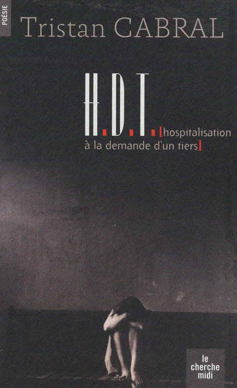 HDT ; hospitalisation à la demande d'un tiers