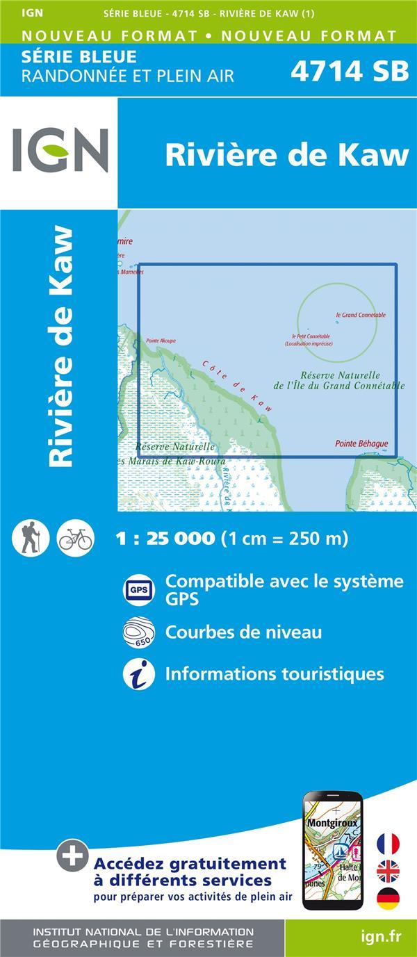 4714SB ; Rivière de Kaw